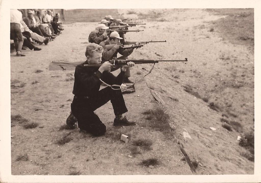 1957 på skydebanen