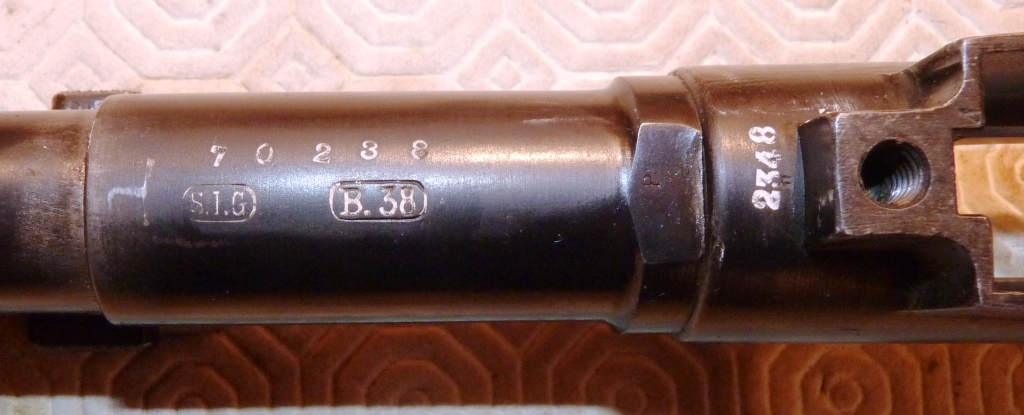 Receiver lower
